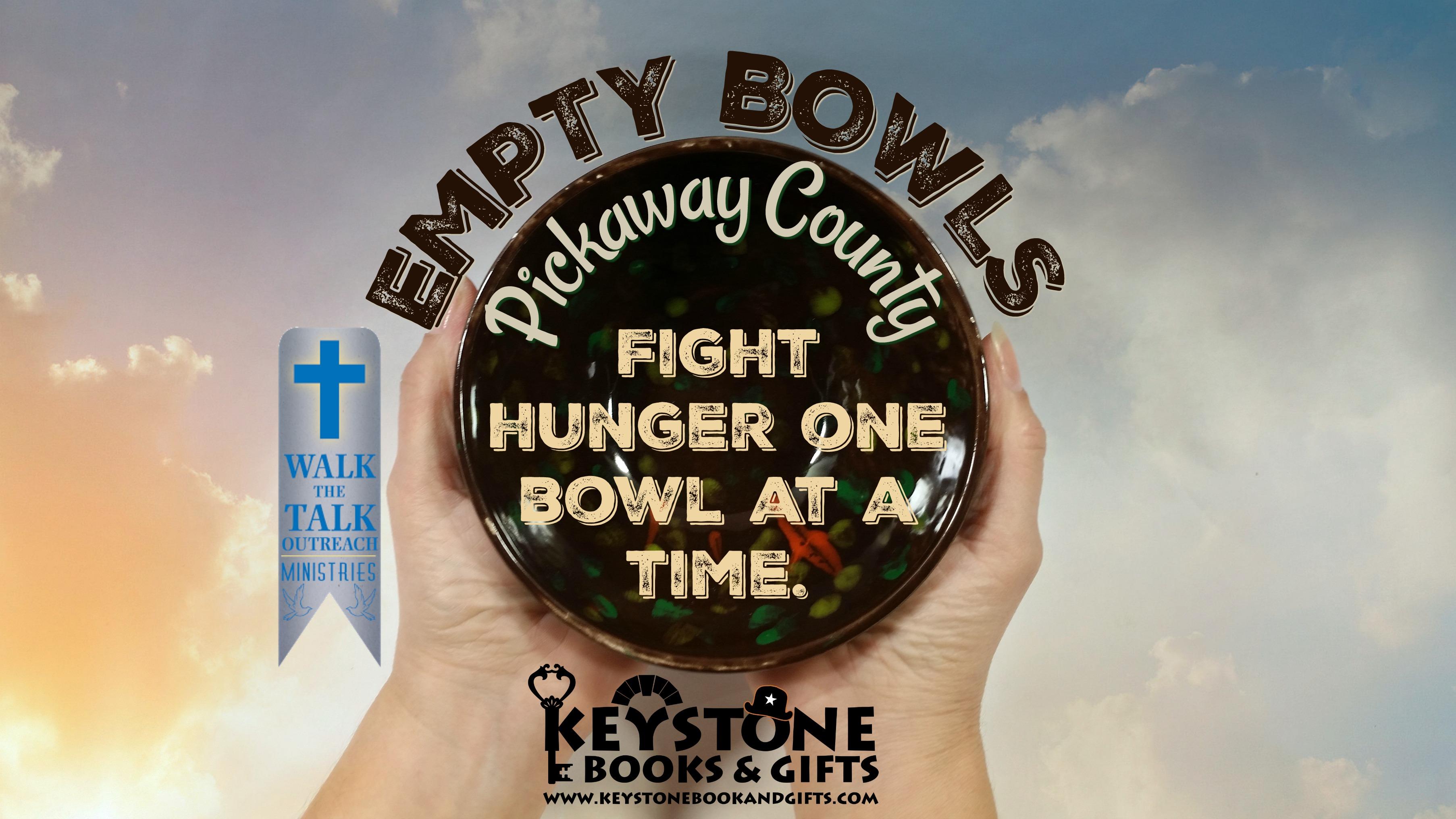 Empty Bowls Pickaway County