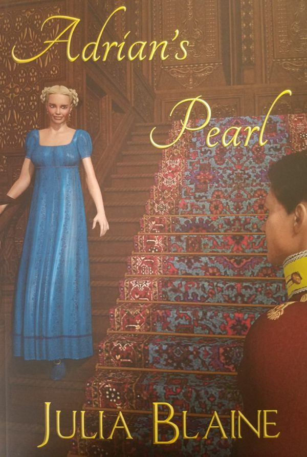Adrian's Pearl By Julia Blaine