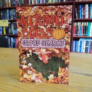 Autumn Bliss Word Search