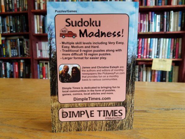 Huge Book of Sudoku Madness