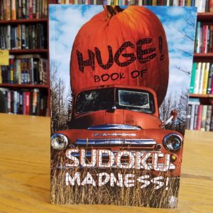 Huge Book of Sudoku Madness